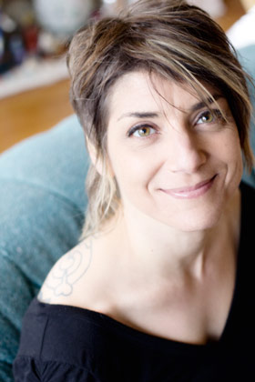 Ellen Forney Author Photo by Jacob Peter Fennell